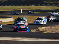 MG Racing Australia Feature Race
