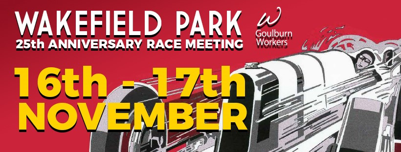 Wakefield Park 25th Anniversary Race Meeting